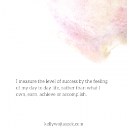 Success…what does that even mean?