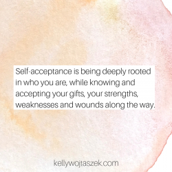 Discovering self-acceptance